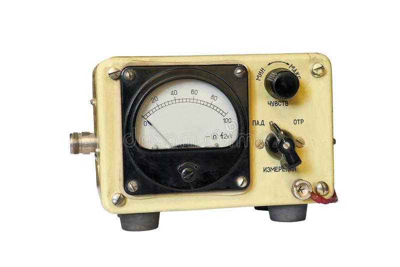 Download Old measuring device stock photo. Image of engineering - 19347186