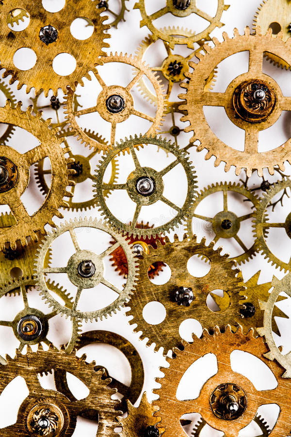 Download Old mechanism stock image. Image of industry, machinery - 28495301