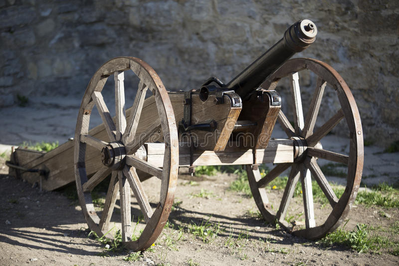 Download Old Medieval Artillery Canon Stock Image - Image: 31059947