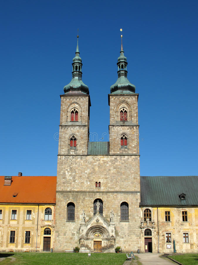 Free Old Medieval Monastery Stock Image - 15932211