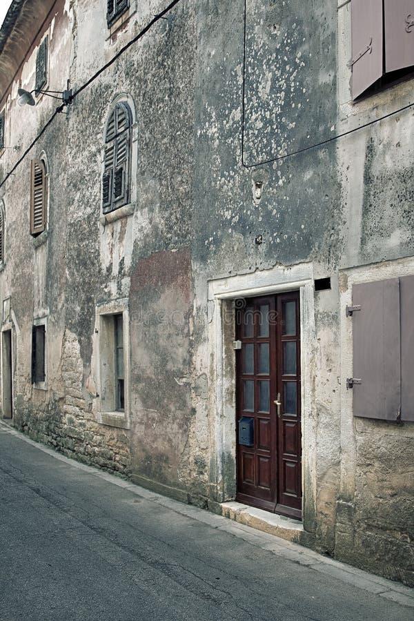 Old Mediterranean street