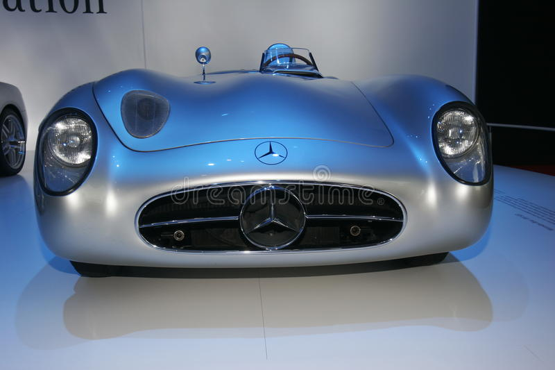 Download Old Mercedes Race Car Editorial Photo - Image: 10997561
