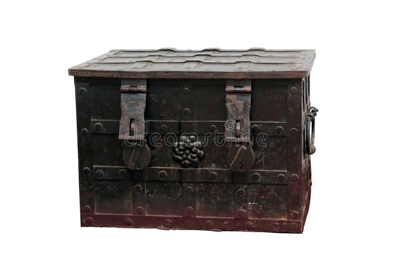 Download Old metal box stock image. Image of artwork, hoard, antique - 3332349