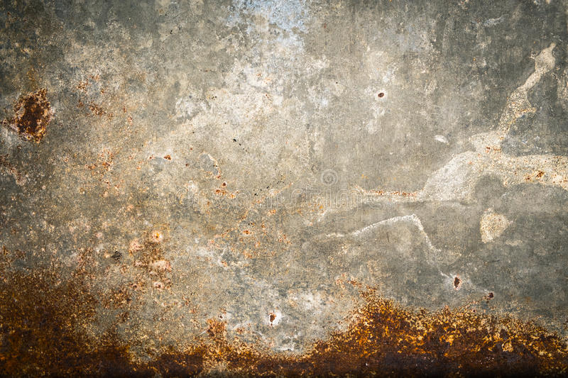 Old Metal Iron Rust Texture Background Stock Photo Image