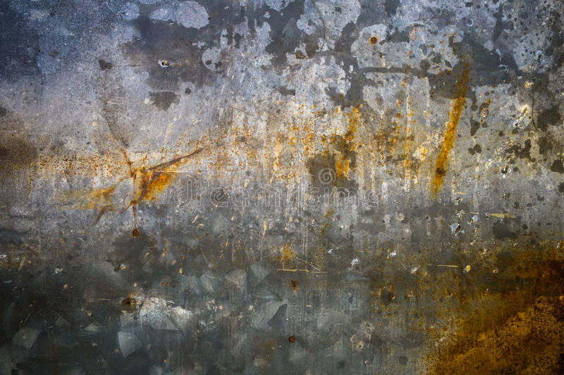 Old metal iron rust texture background royalty free stock photo