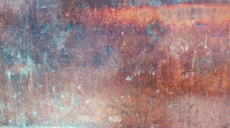 Old Metal Rust Textured Background. Decay steel metal Background stock image