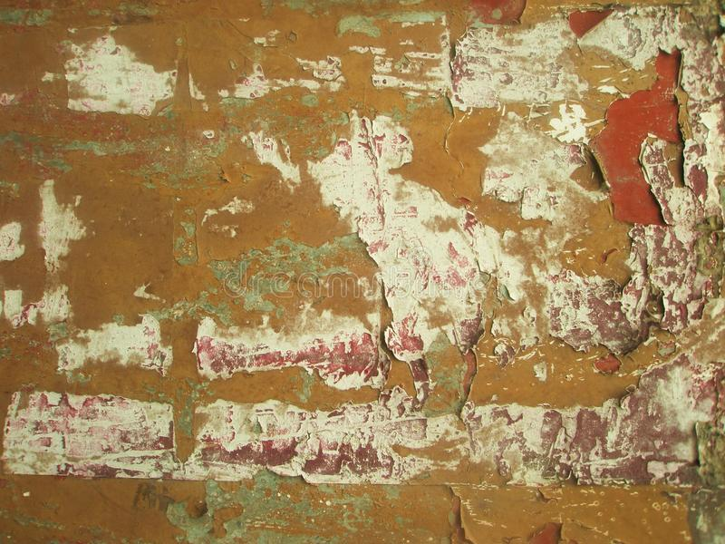Old metal scratched rusty background stock image
