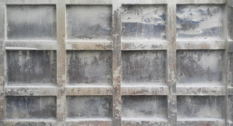Metal Sheet Steel Wall Stock Photo Image Of Design