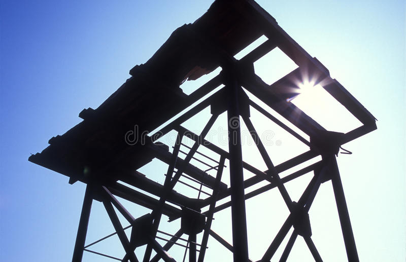 Download Old Metal Structure Royalty Free Stock Images - Image: 21009089