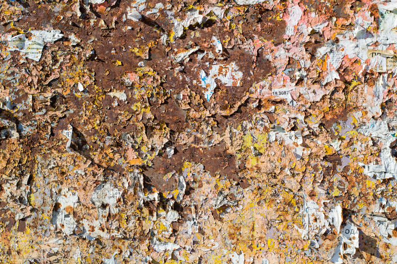 Old metal surface royalty free stock photo