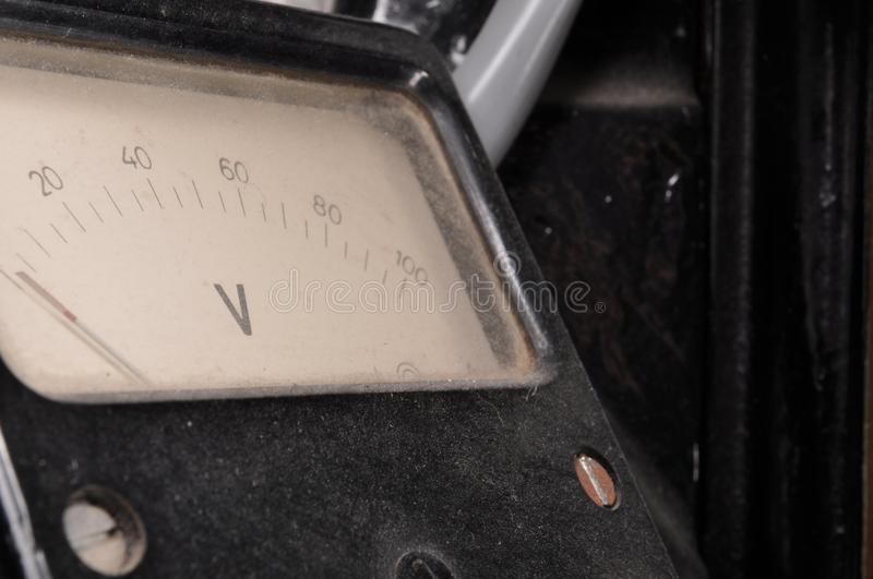 Old meter royalty free stock images