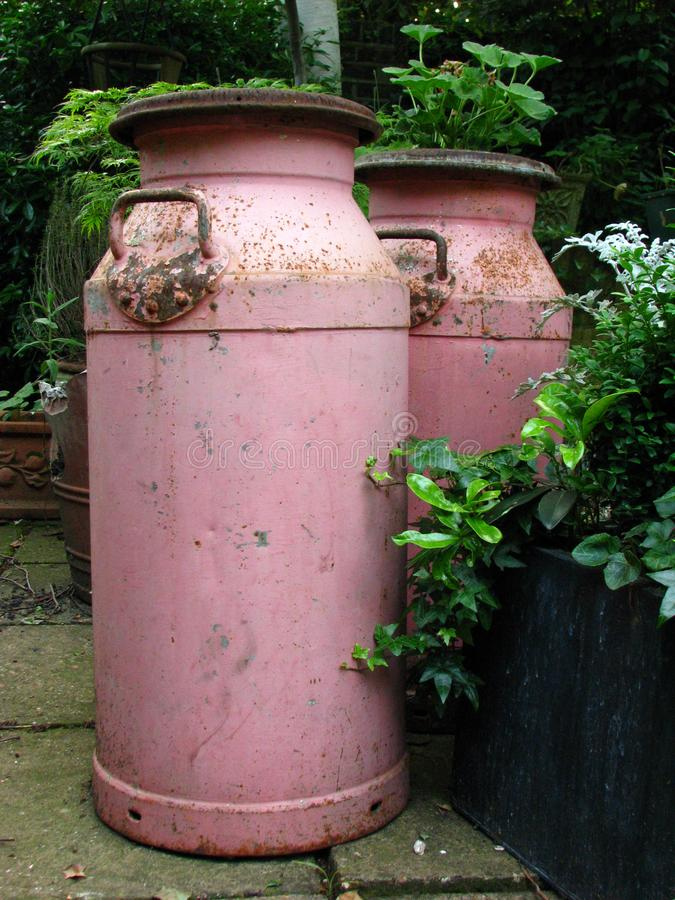 Download Old Milk Churn stock photo. Image of container, rusty - 6011970