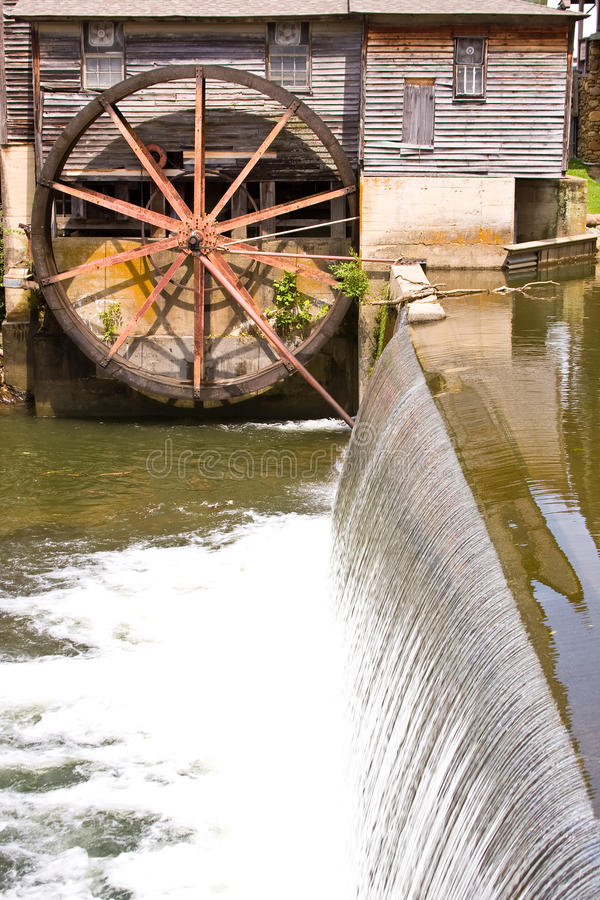 Download Old mill stock photo. Image of vintage, mill, tennessee - 10445870