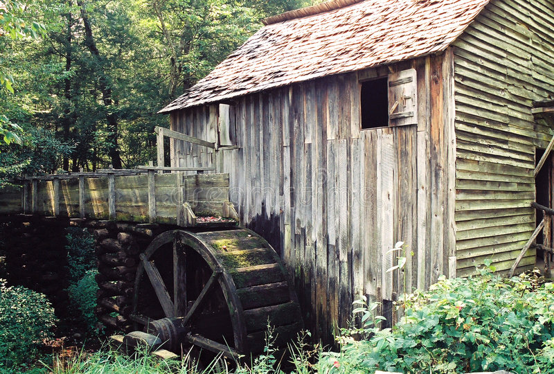 Download Old Mill Stock Images - Image: 1713664