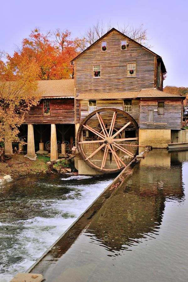 old mill obrazy royalty free