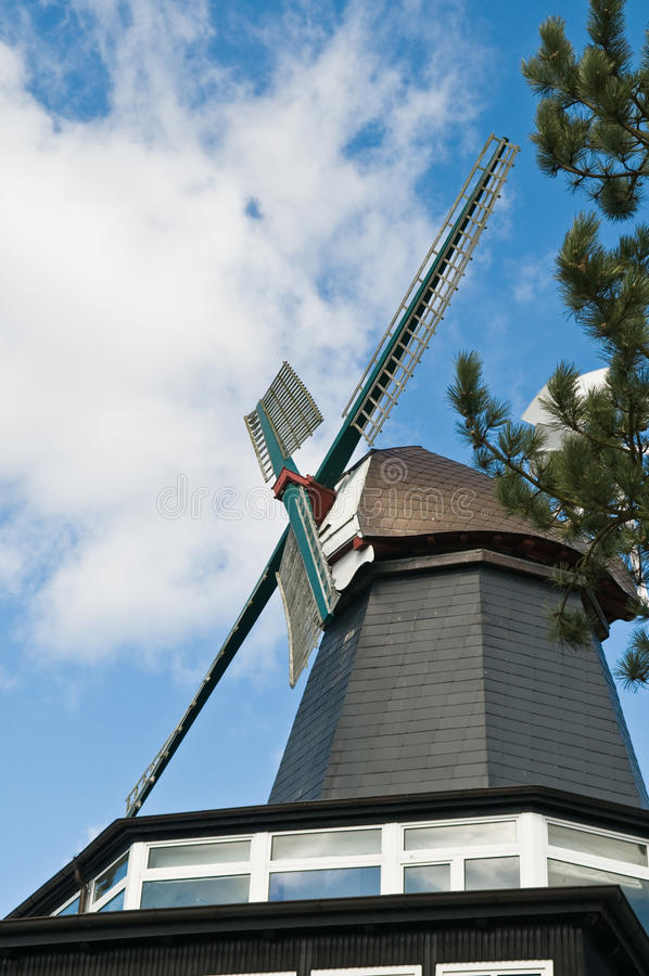 Old mill in Laboe