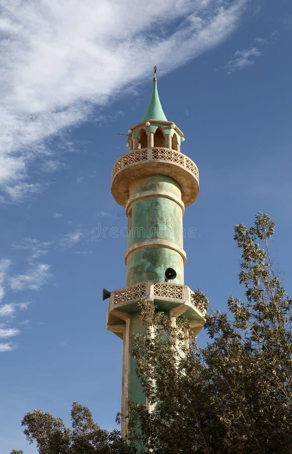 Old minaret in Qatar