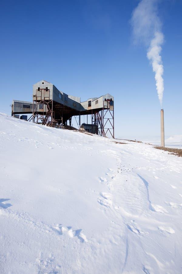 Download Old Mine stock image. Image of svalbard, conveyor, spitsbergen - 9651231