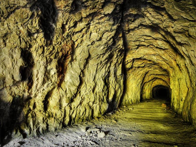 Old Mine Exploration royalty free stock photo