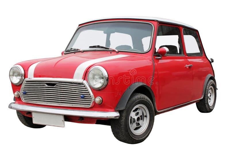 Old Mini Car stock photography