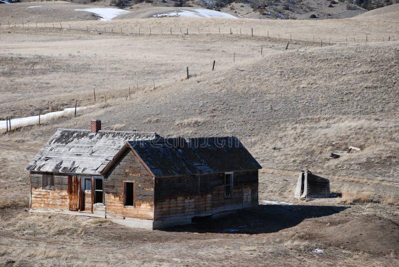 Download Old Montana stock image. Image of landscape, homestead - 12156709
