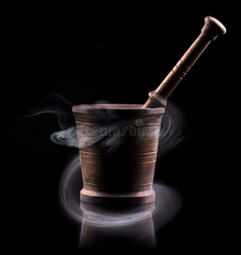 Free Old Mortar Royalty Free Stock Image - 37750266