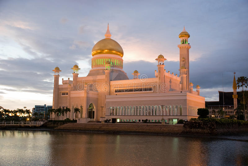 Old Mosque royalty free stock image