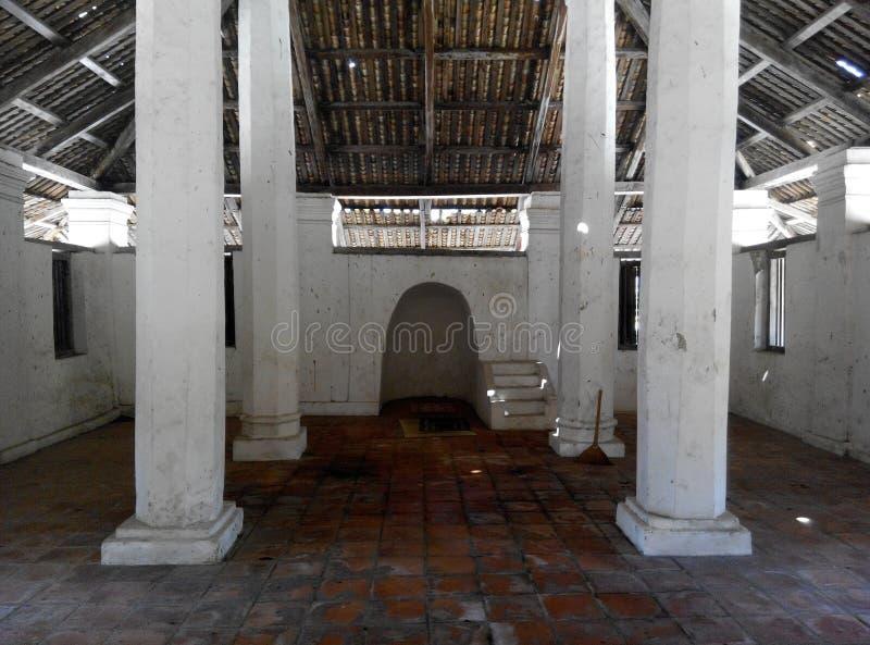 The old Mosque of Pengkalan Kakap in Merbok, Kedah. KEDAH, MALAYSIA – DECEMBER, 2014: The Old Mosque of Pengkalan Kakap located in Merbok, Kedah, Malaysia stock photos