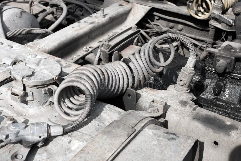 Old Motor Royalty Free Stock Image