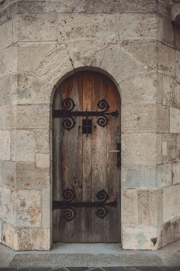 Download Old Narrow Door In A Stone Castle Wall. Stock Photo - Image of home & Old Narrow Door In A Stone Castle Wall. Stock Photo - Image of home ...