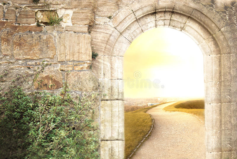 Download Old and new. stock image. Image of inside, leaving, exit - 37372937