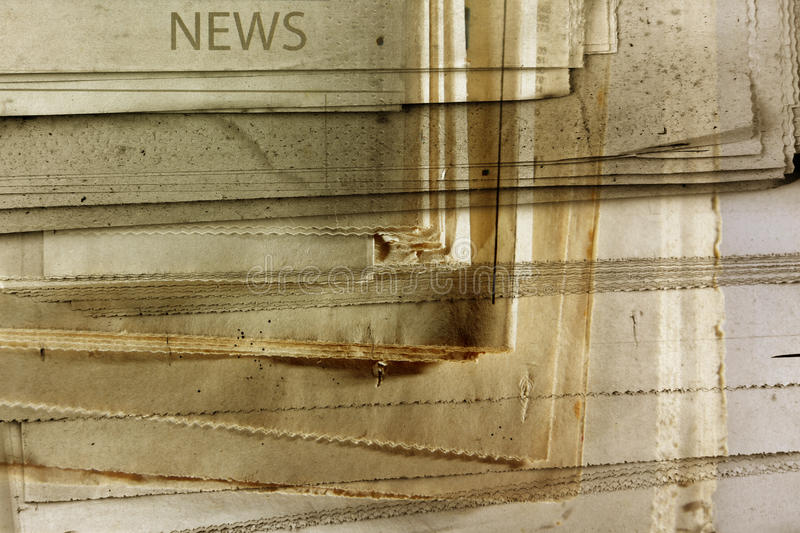 Download Old News Stock Images - Image: 26039114