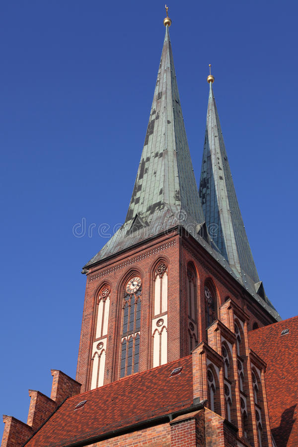 Download The Old Nikolai Church Of Berlin Stock Images - Image: 28221894