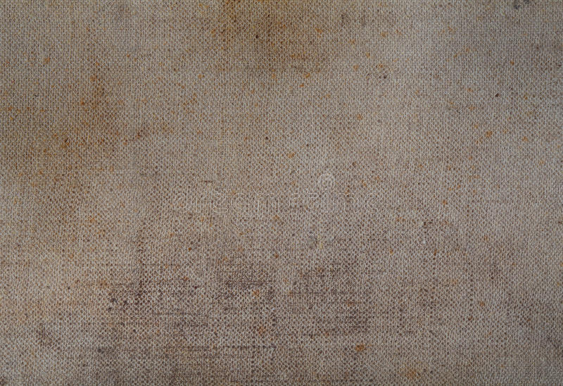 Old obsolete fabric, textured background stock photo