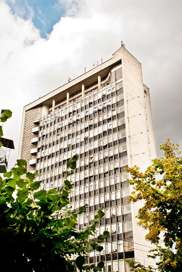 Download Old Office Building Royalty Free Stock Images - Image: 20519009