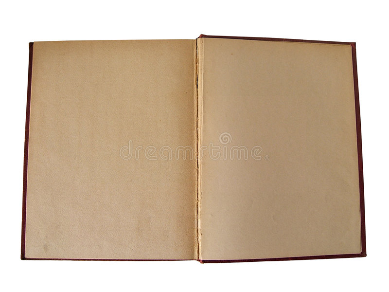 Download Old open book stock photo. Image of journal, background - 146806