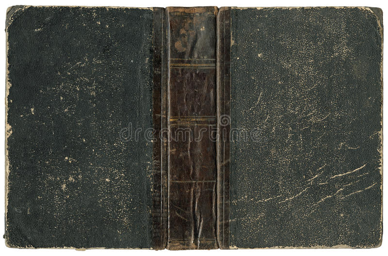 Download Old open book 1875 stock photo. Image of isolated, paper - 31999514