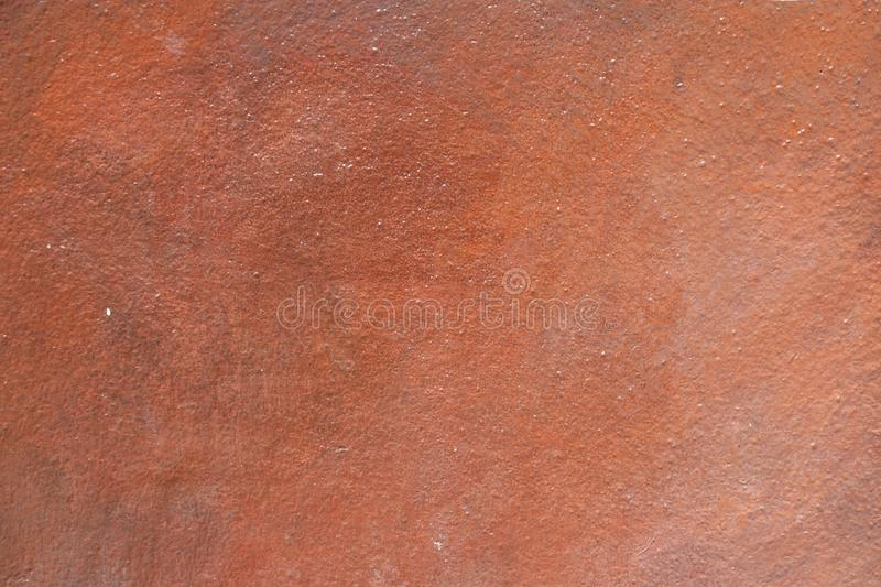 Old orange cement  texture with crack,use as a background stock photo