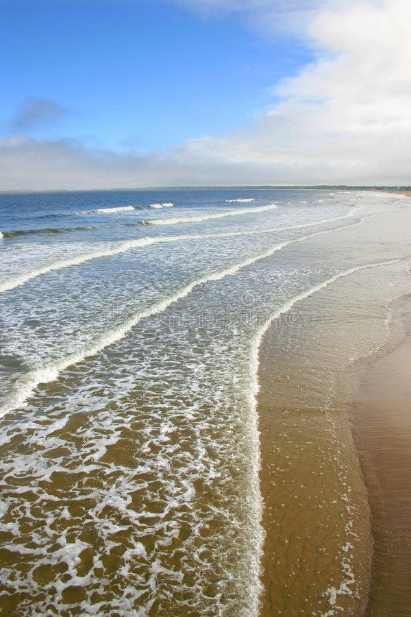 Download Old Orchard Beach, Maine stock photo. Image of sand, ocean - 296730