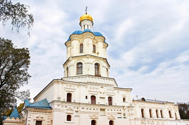 Download Old Orthodox Cathedral Of All Saints Stock Image - Image: 28625631