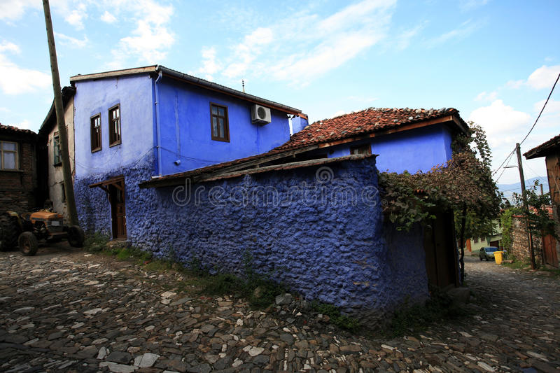 Download Old Ottoman Village stock image. Image of koza, traditional - 20636021