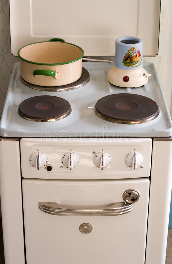 Old Oven stock photography