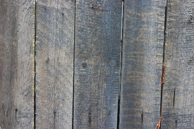 Old, painted boards royalty free stock photography