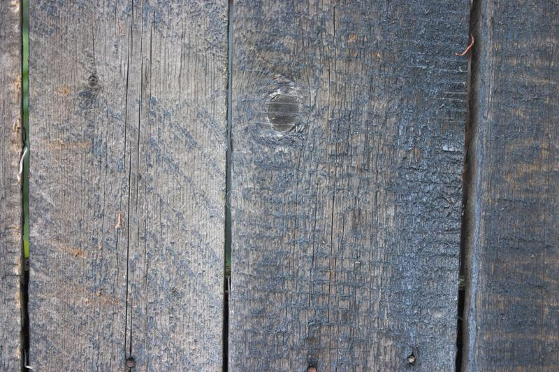 Old, painted boards royalty free stock images