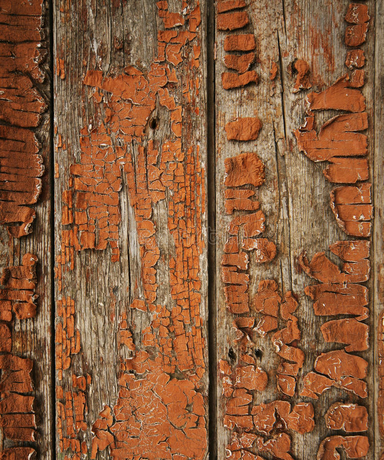 Old painted wood texture. Texture of old painted wood stock image