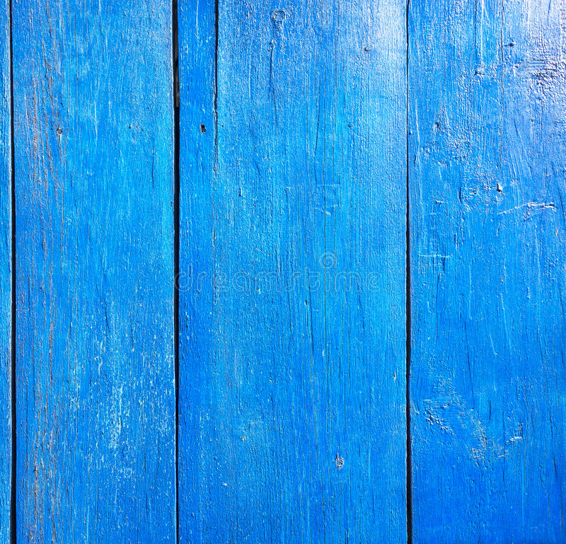 Old painted wood wall stock photography