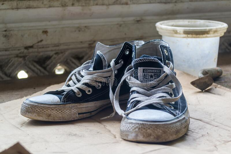 297 Old Converse Shoes Photos - Free