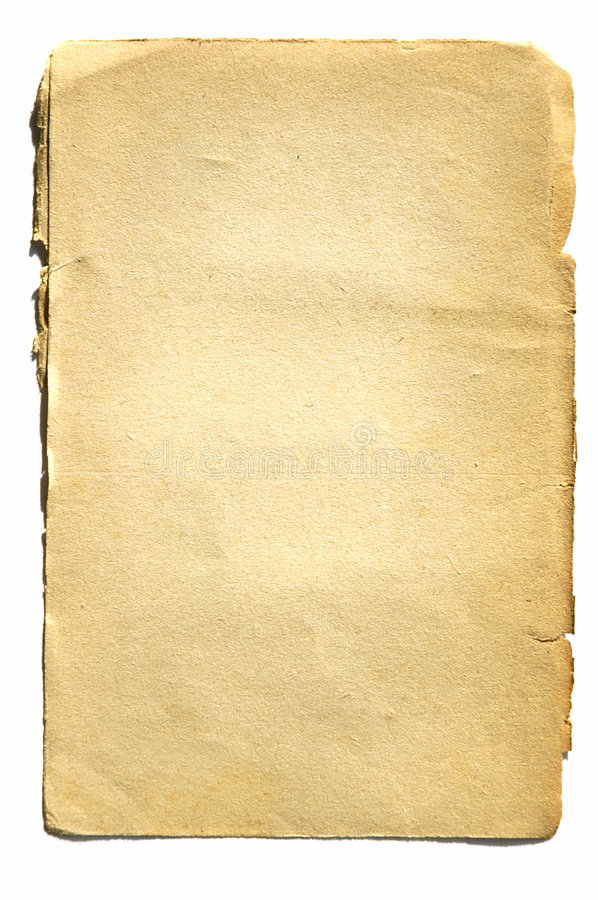 Free Old Paper 01 Royalty Free Stock Photos - 37468