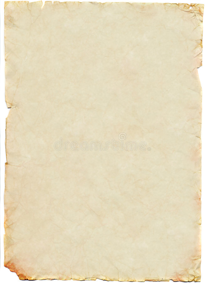 Download Old Paper stock photo. Image of smudged, background, shabby - 1479364