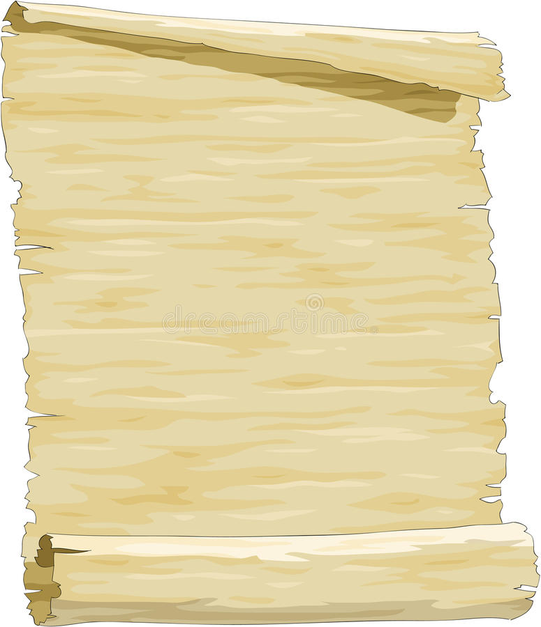 Download Old paper stock vector. Illustration of paper, sheet - 15991797